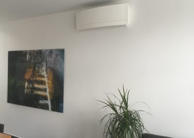 airco Daikin Emura in herent