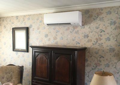 airco, installatie, woning, Tielt, Daikin