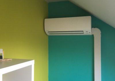 Airco Daikin in slaapkamer te Aarschot